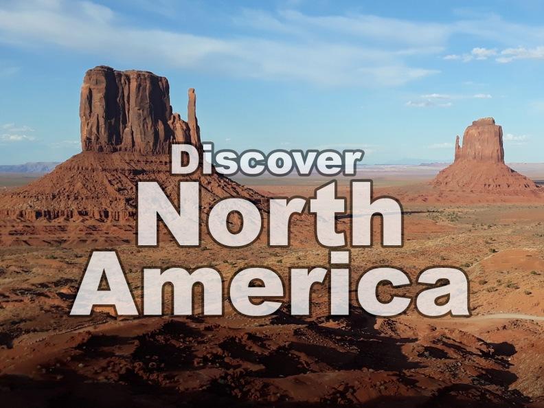 Discover N America