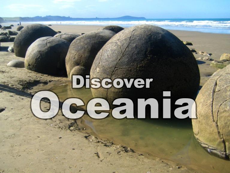 Discover Oceania