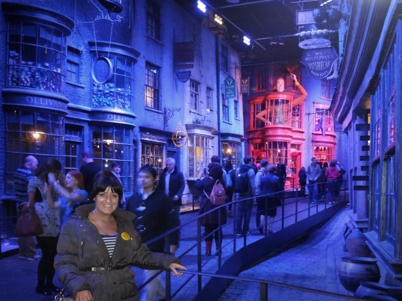 Harry Potter World London