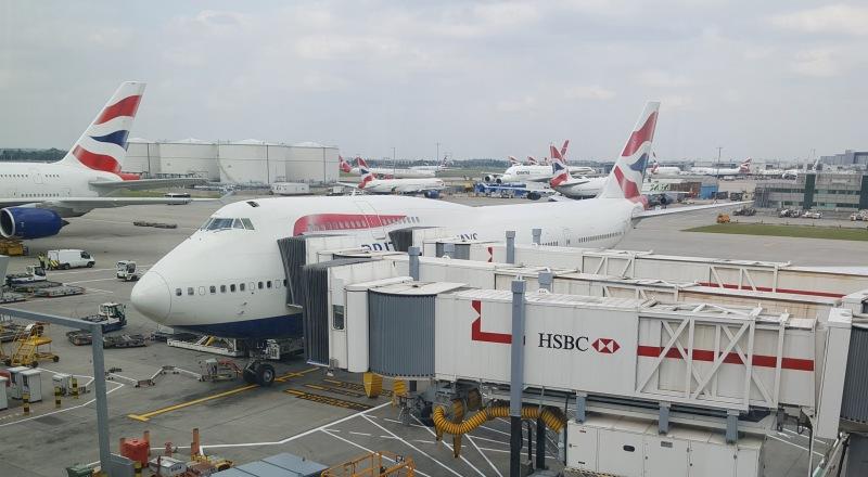 BA to Beijing