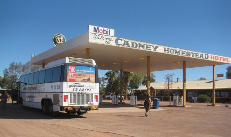 Cadney Homestead Hotel