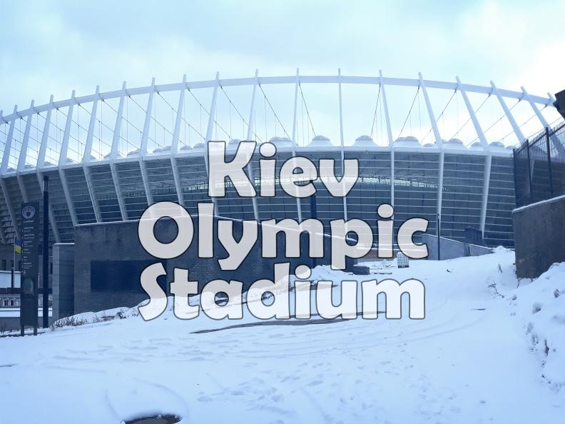 Kiev Olympic Stadium