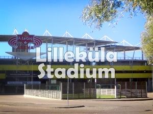 Lilleküla Stadium