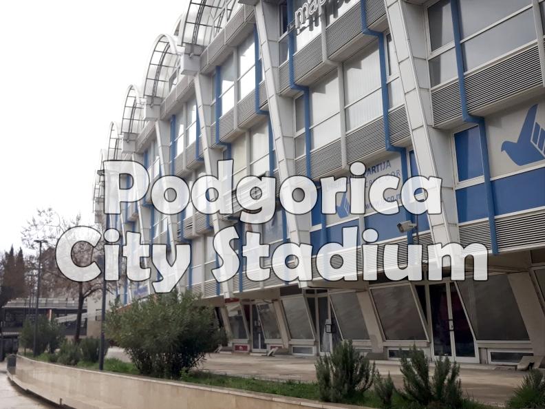 Podgorica City Stadium