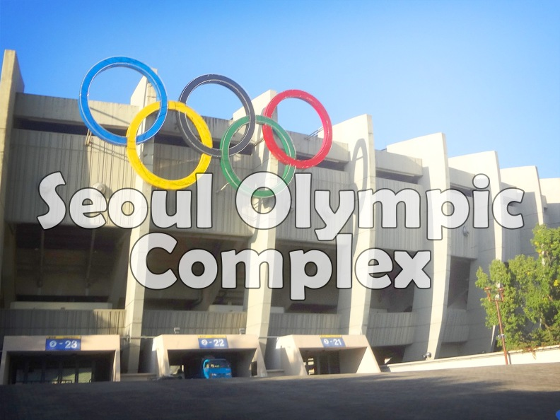 Seoul Olympic Complex
